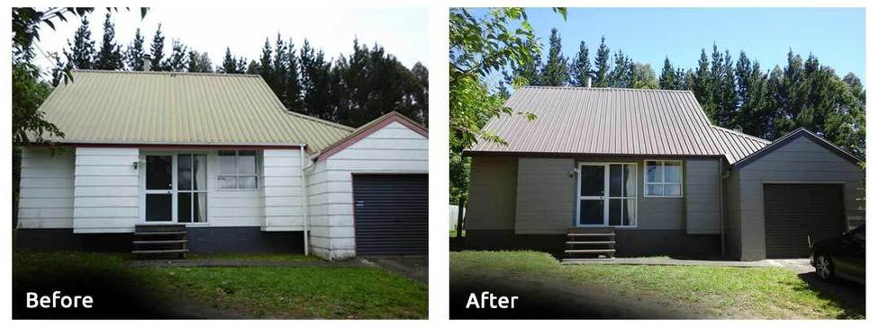 Exterior Painting Rotorua Roof Painters Te Puke Roof Painting